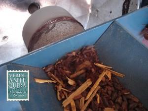 Proceso tradicional de molido