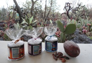 Verde Antequera Chocolate de Oaxaca